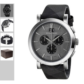 266cb44270c Relogio Burberry - Relógio Masculino no Mercado Livre Brasil