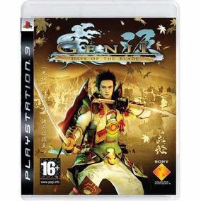 Genji Days Of The Blade Semi-novo Ps3