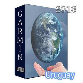 Mapa Gps Garmin Uruguay Jun-2018