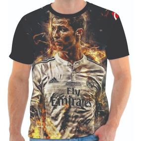 b9b6b98c83 Camiseta Do Cristiano Ronaldo Infantil - Camisetas e Blusas no ...