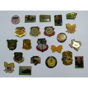 Lote Pins, Insígnias Americanas Guerra Golfo - Us Army Eua