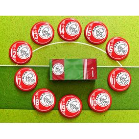 e54c456a5e7f4 Futebol De Botão Retrô - Botões para Futebol de Botão no Mercado ...