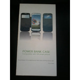 Power Bank Case Compatible Con S4 Smart Phone