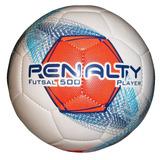 4eb170f13a Bola De Futsal Da Penalty Vermelha E Branca - Bolas de Futebol no ...