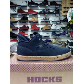 Tenis Hocks Formiga Marinho Natural