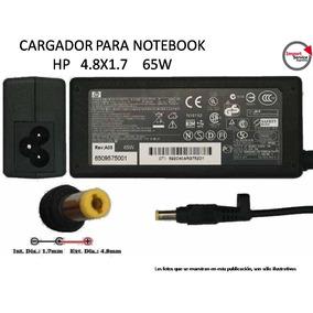 Cargador Para Notebook Hp 4.8x1.7 65w