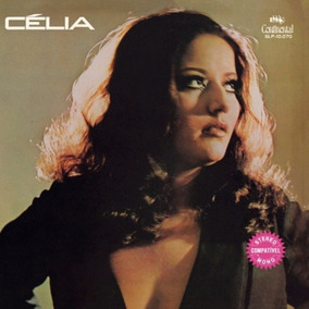 Lp Célia - Album (1972) Lacrado - Mr. Bongo