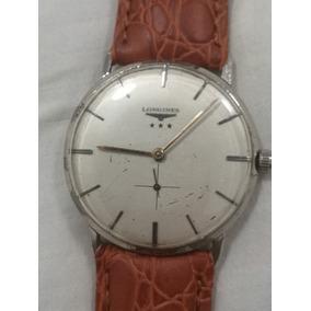 f7eb6711b07e Relojes Automaticos Antiguos Masculinos Longines - Relojes Pulsera ...