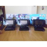 Nintendo Wii U Full 50 Juegos A Elegir De 200 Titulos