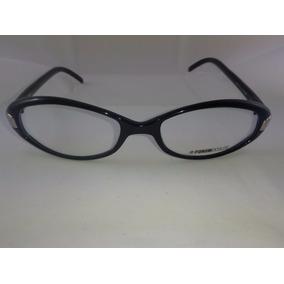 Óculos Grau, Vintage, Escuro, Forum, Fibra Carbono, M-1402b 6bc0bf37ed
