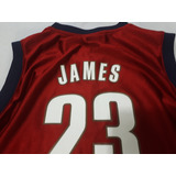 Jersey Nba Cavaliers Cleveland Cavs Lebron James Juvenil
