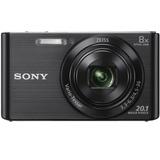 Camara Sony Dsc-w830 20.1 Mpx Videohd Negra 4gb Memoria Sem