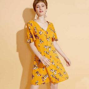 Vestido Holly Land, Estampado Floral, 100% Viscosa, 184079
