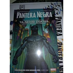 Pantera Negra - Uma Nação Sob Nossos Pés - Marvel - Completa