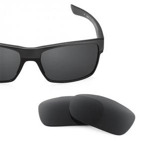 Oakley Twoface Matte Black - Óculos De Sol no Mercado Livre Brasil b288dd8954