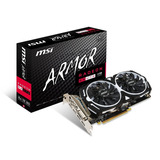 Tarjeta De Video 4gb Amd Rx 470 Radeon Msi Gigabyte Asus Gtx