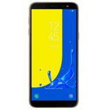 Celular Libre Samsung Galaxy J6 Dorado