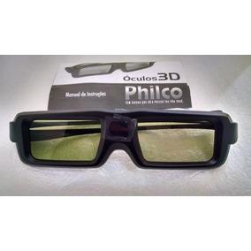 Kit Oculos 3d Philco Ativo - Óculos 3D no Mercado Livre Brasil dff8bbbbf8