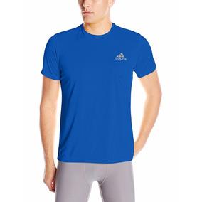 80817f950339a Camiseta De Entrenamiento adidas Color Azul Rey Talla S