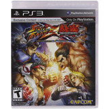 Street Fighter Vs Tekken - Ps3 - Digital - Manvicio Store