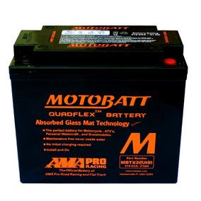 Bateria De Harley Davidson Motobatt Mbtx20u Hd Dyna Softail