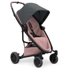 Carrinho De Bebê Quinny Zapp Flex Plus Graphite On Blush #2