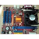 Remato 6 Placas Socket 478 Con Memoria ...disco Y Procesador
