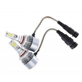 Farol Lâmpada Super Led Xenon 7200 Lumens H1 H4 H7 H11 6000k