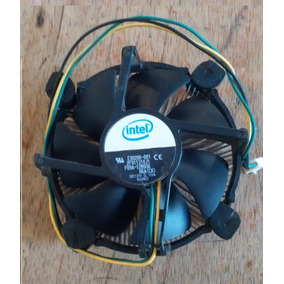 Fan Cooler Con Disipador De Calor Original Intel