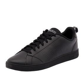 Tenis adidas Vs Advantage Cl 17-22 Negro Mono Originales