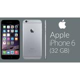 Iphone 6 32gb Cinza Espacial