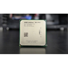 Processador Amd Athlon Ii X4 760k Fm2 3.8-4.1ghz 4mb Cache