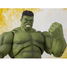 Sh Figuarts Hulk Vingadores Guerra Infinita