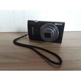 Câmera Canon Powershot Elph 160 20 Mp (pouco Uso)
