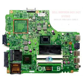 Placa Mãe Dell Inspiron 3421 Core I3 Dne40-cr Pbw: 5j8y4