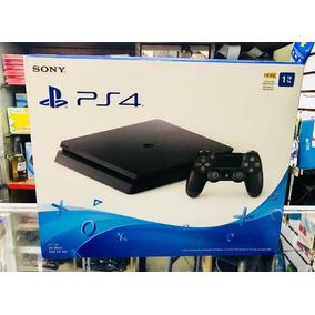 Ps4 Play Station 4 Slim 1tb Para Chip Nuevas