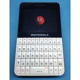 Celular Motorola Ex119 Original Entrada Antena Rural
