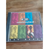 2 Unlimited Get Ready ( Cd )