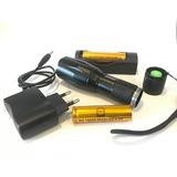 Lanterna Para Bike Super Forte Usada Novissima Bateria Extra