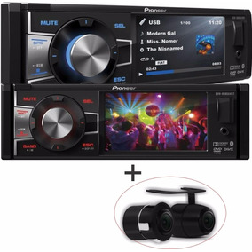 Dvd Pioneer Dvh-8880avbt Bluetooth Usb Tela 3,5 + Cam. Ré