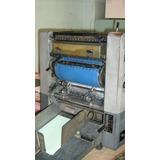 Varias Maquinas Gráficas E Instalaciones De Imprenta