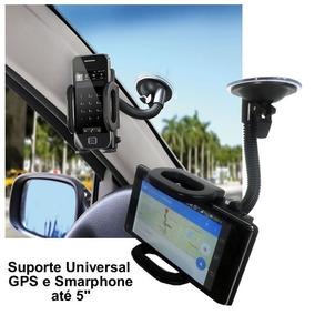 Suporte Flexível Para Celular Gps Universal Automotivo Smarp