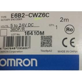 Enconder Rotativo Mod. E6b2-cwz6c Marca Omron Nuevo