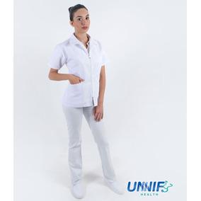 Filipina Medica Confeccionada En Tela Hidrofobica 0a6d9f8dc1