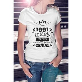 Camisetas Personalizadas Para Cumpleaños - Ropa y Accesorios en ... 79a2a5bac901a