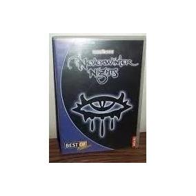 Jogo Neverwinter Nights + Expansão Kingmaker - Original - Pc