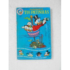 Almanaque Tio Patinhas Nº 4 - Original Ano 1965