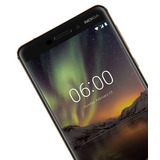 Nokia 6 32g Lector De Huella Camara 16mp Nuevos Originales