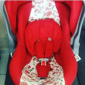 Bebê Conforto Tutti Baby Vermelho