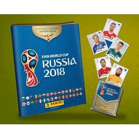 Figurinhas Copa Do Mundo Fifa 2018 Russia Panini